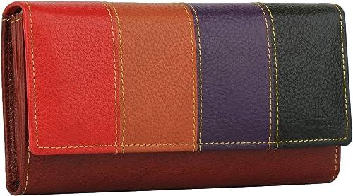 K London Women's Wallet (Brown) (AZ04_Brown)