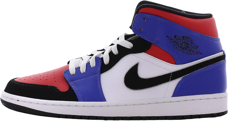 Nike Air Jordan 1 Mid Scarpe Da Fitness Uomo Amazon It Scarpe E Borse