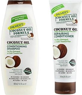 Palmer's Coconut Oil Formula Coditioning Shampoo & Repairing Conditioner