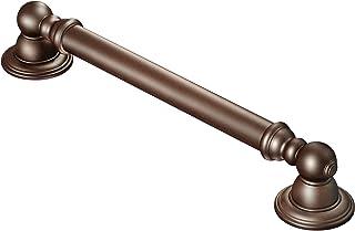 Moen YG5424ORB Kingsley Bathroom Safety 24-Inch Designer Grab Bar, 24 Inch, Oil Rubbed Bronze