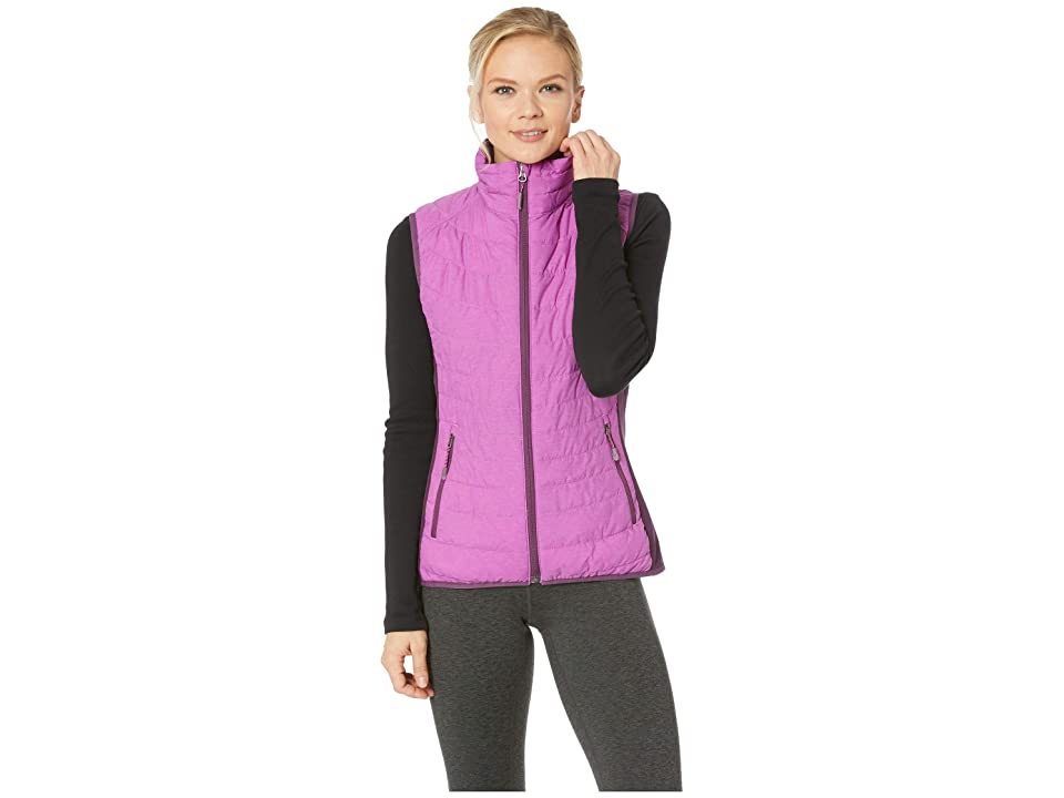 White Sierra Zephyr Insulated Vest (Sparkling Grape) Women