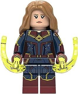 Best captain marvel lego minifigure Reviews