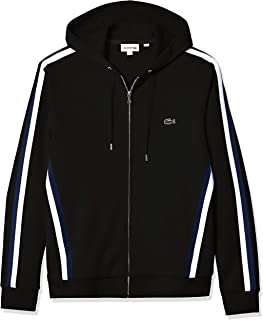 Men's Long Sleeve Striped Regular Fit Sweatshirt