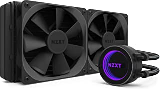 Nzxt RL-KRX52-02 Kraken X52 Water Cooling Fan, Black, 240mm