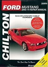 CH26609 Chilton Ford Mustang Repair Manual 2005-2014