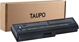 TAUPO Laptop Battery Compatible with Toshiba PA3817U-1BRS PA3819U-1BRS Satellite C655 L600 L675 L675D L700 L745 L750 L750D L755 L755D M640 M645 M645-S4070 P745 P745-S4102-12 Months Warranty