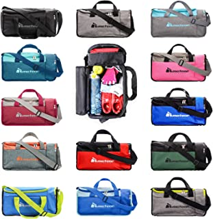 Meteor 20/40L Fitness Bag Gym Bag Duffel Bag Sports Duffle Large Capacity Shoe Compartment Travel Lightweight