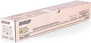 Develop A33K2D0 / TN-321 Y - Cartuccia per stampante Ineo Plus 224 e Premium, 25.000 pagine, colore: Giallo
