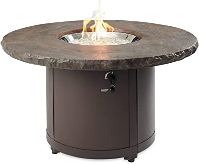 The Outdoor Greatroom BC-20-BG Beacon Chat Round Table, Color