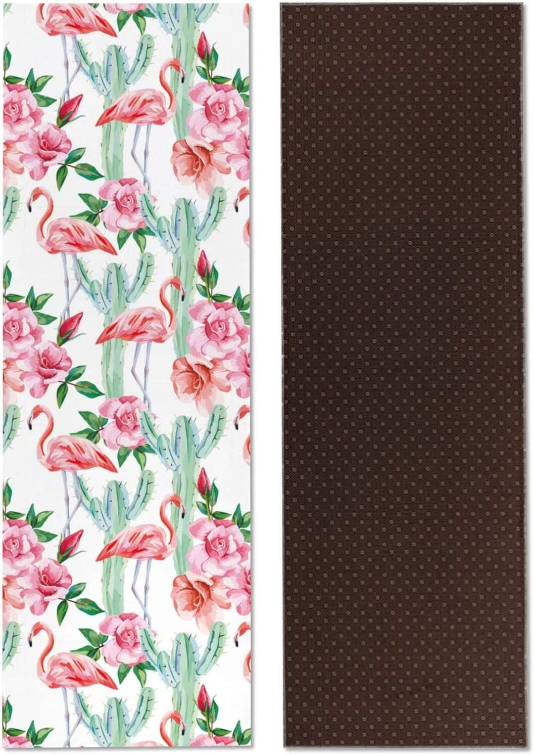 Pro Yoga Max 74% OFF Mats for Women Rose Flamingo Flowers Cactus Print Same day shipping