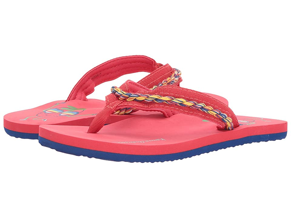 Hanna Andersson Art (Toddler/Little Kid/Big Kid) (Sunny Red) Girls Shoes