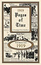 1919 Pages Of Time KardLet (PT1919) 100th Celebration
