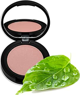 Better'n Ur Cheeks Mineral Blush (DUSTY ROSE | Organic Botanicals & Minerals | Cruelty Free | Talc Free | Silky | Long Lasting | Made in USA