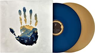 God of War Soundtrack (Limited Edition Gold and Blue Colored Vinyl)