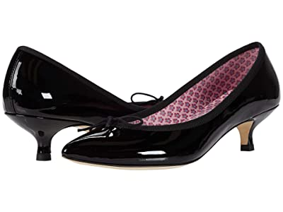 Repetto Nolan (Black Patent Cravette/Kaleidoscope) Women