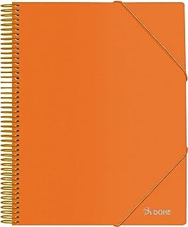 Dohe 91443 - Carpeta de 30 fundas con espiral