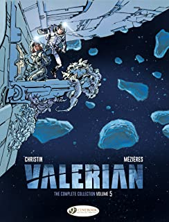 Valerian: The Complete Collection (Valerian & Laureline)