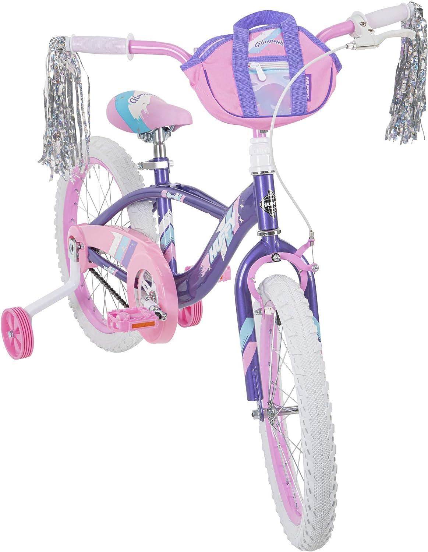 22279 12-inch Huffy Lil Cruzer Balance Bike White