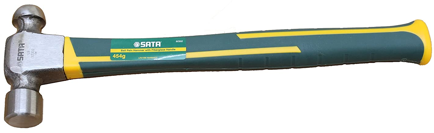顔料浮く不適エスコ 454gボールピンハンマー EA683PK-1