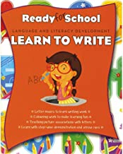 READY FOR SCHOOL LEARN TO WRITE CAPITAL