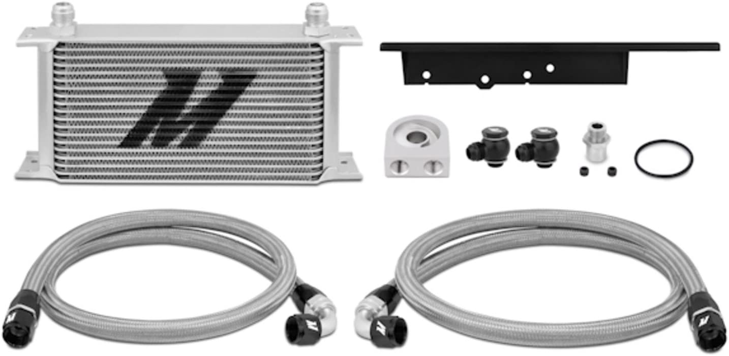 Mishimoto MMOC-350Z-03 Oil Cooler Max 79% OFF Kit 350 With Compatible Nissan Ranking TOP2