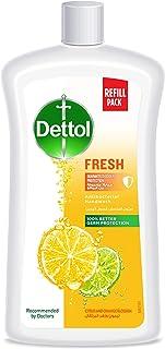 Dettol Fresh Anti-Bacterial Liquid Hand Wash 1L - Citrus & Orange Blossom