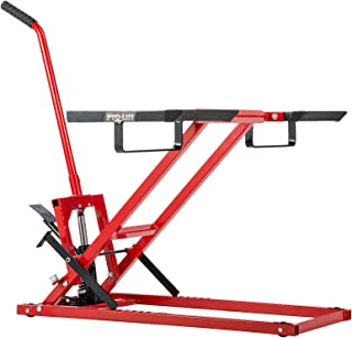 lawn mower table lift