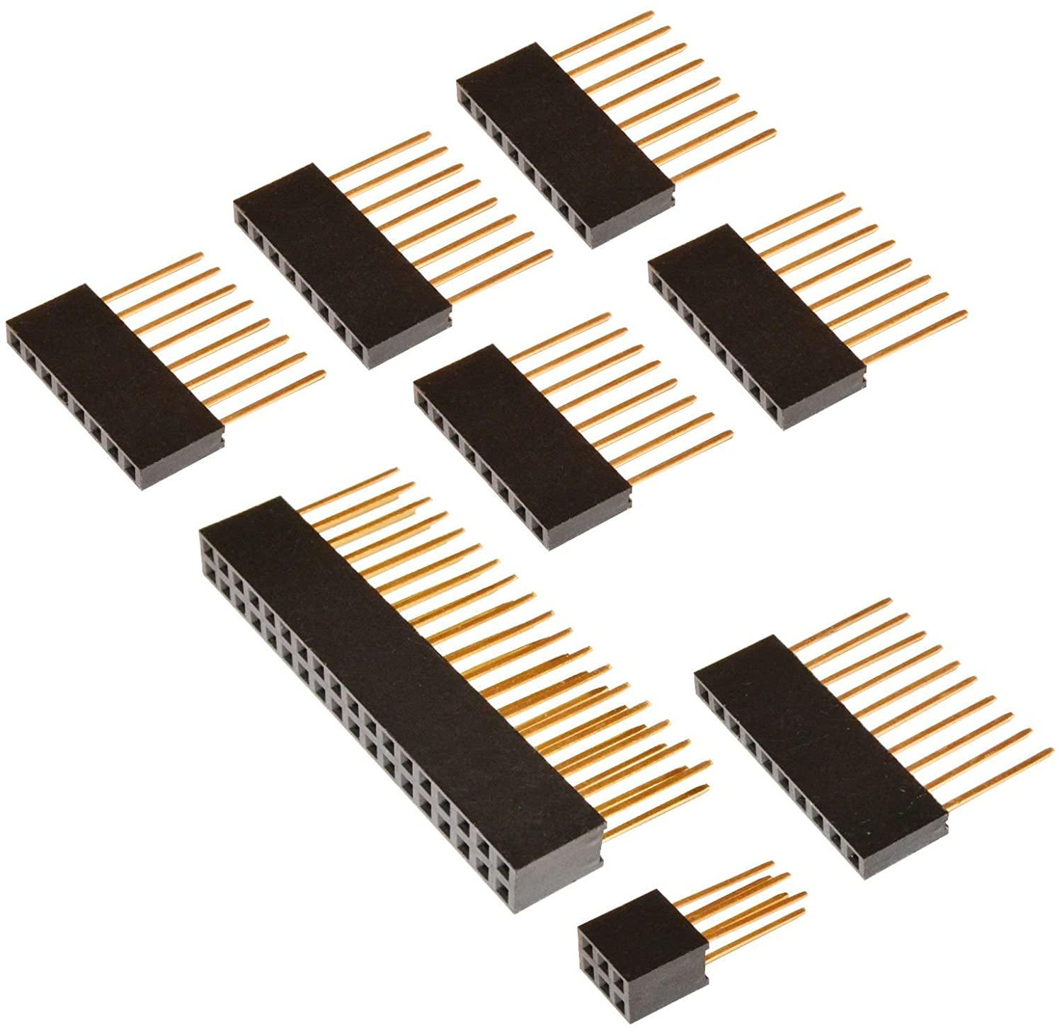 Manufacturer direct delivery Shield Stacking Header Set Compatible 2560 MEGA with Pac Arduino Limited price