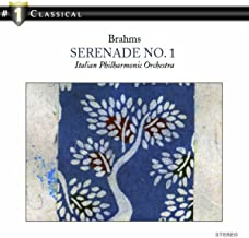 Brahms: Serenade No. 1, Variations Over A Theme From Haydn