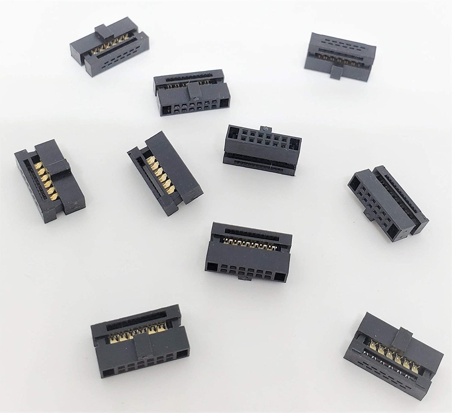 Pc Accessories - Ranking TOP12 Bombing free shipping Connectors Pro 1.27mm Mini 0.05