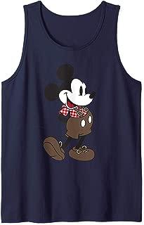 Mickey Mouse Lederhosen Oktoberfest Costume Tank Top
