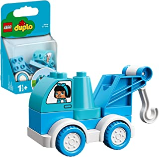LEGO DUPLO My First Tow Truck 10918 Educational Tow Truck Toy, Great  Kids Ages 18 Months and up