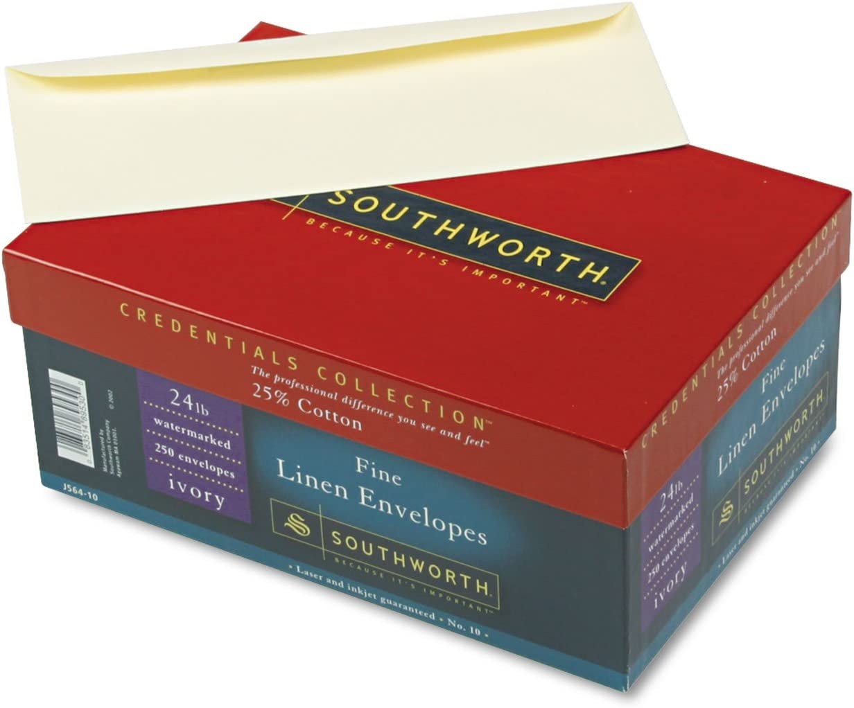 Southworth Super Special SALE held J56410 25% Cotton All stores are sold #10 Envelope lbs. Linen 25 Ivory 24