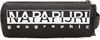 HAPPY PENCIL CASE Estuches, 22 cm, Negro (Black)