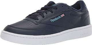 ce9b1de21 Reebok Men s Club C 85 Sneaker Collegiate Navy White Mineral Mist 14 ...