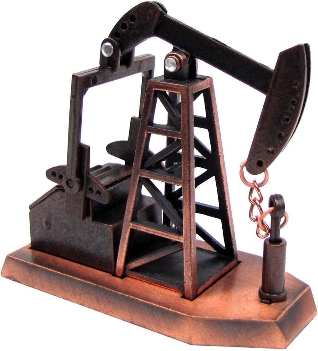 1:48 Max 65% OFF Deluxe O Gauge Scale Replica Oilfield Oil Die P Pump Rig Jack Cast
