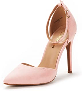 ad9a1d6ad DREAM PAIRS Women s Oppointed-Lacey Pump Shoe
