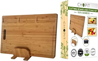 chopping board stand