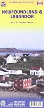 Newfoundland and Labrador 1:750,000 / 1:385,000- 2009***