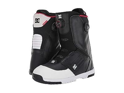 DC Control Dual BOA(r) Snowboard Boots (Black) Men
