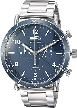 Shinola Detroit The Canfield Sport Chronograph Calendar 45mm - 20089890