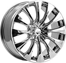 Pacer 776C SILHOUETTE Wheel with Chrome Finish (20x8.5