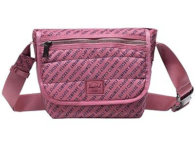Herschel Supply Co. Grade Mini (Deco Rose Roll Call) Messenger Bags