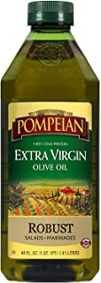 Sponsored Ad - Pompeian Robust Extra Virgin Olive Oil, First Cold Pressed, Full-Bodied Flavor, Perfect for Salad Dressings...
