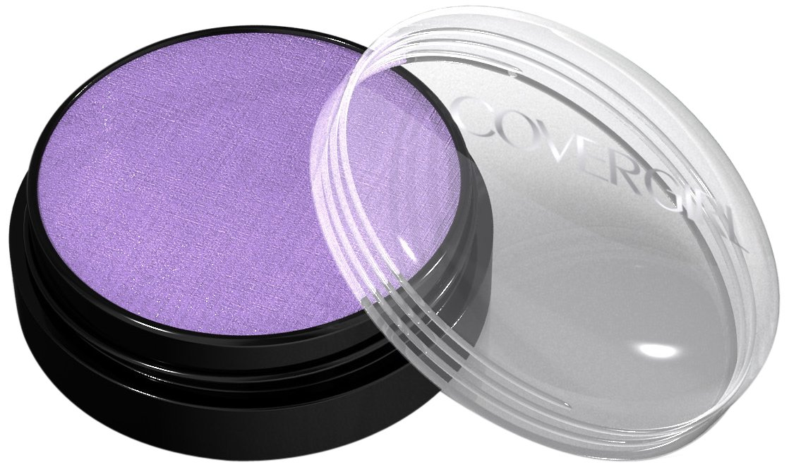 CoverGirl OFFicial Flamed Out Direct store Eye Shadow Pot Purple 0.07 Ounce Blazing