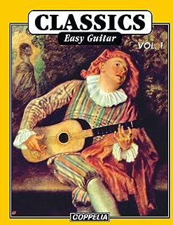 Classics Easy Guitar vol. 1
