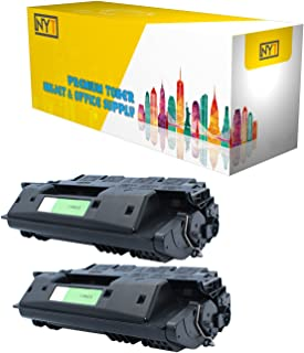 New York Toner New Compatible 2 Pack C8061x High Yield Toner for HP - LaserJet: LaserJet 4100 | LaserJet 4100dtn | LaserJet 4100mfp | LaserJet 4100n | LaserJet 4100tn | LaserJet 4101mfp --Black