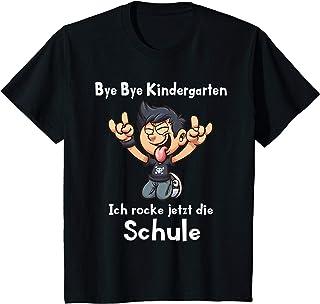 Kinder Einschulung Shirt Junge Schulanfang Schulkind super Geschenk