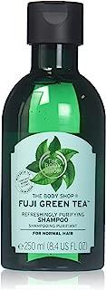 The Body Shop Fuji Green Tea Refreshingly Purifying Shampoo, 8.4 Fl Oz