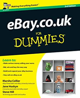 eBay.co.uk For Dummies, 3rd Edition